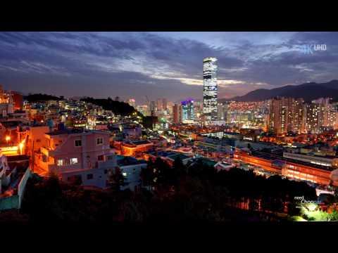 [Timelapse] DYNAMIC BUSAN #54 _ 부산국제금융센터 (BIFC) Day to night  4k