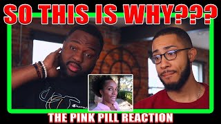 Why BLACK WOMEN Act More Feminine with WHITE MEN | The Pink Pill Reaction