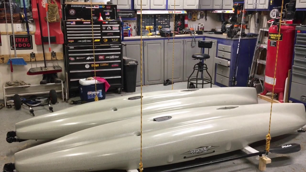 Garage Gator Installation Manual Hobie Forums View Topic Kayak Hoist Question