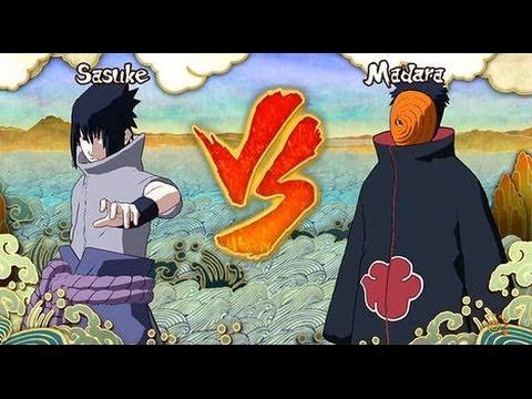 Naruto Shippuden: Ultimate Ninja Storm 3 : Sasuke Eternal ...