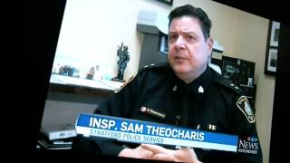"Ctv News at 6 about the "" new drug in town "" its called shatter"