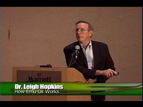 Dr. Leigh Hopkins Emu Oil Research Presentation