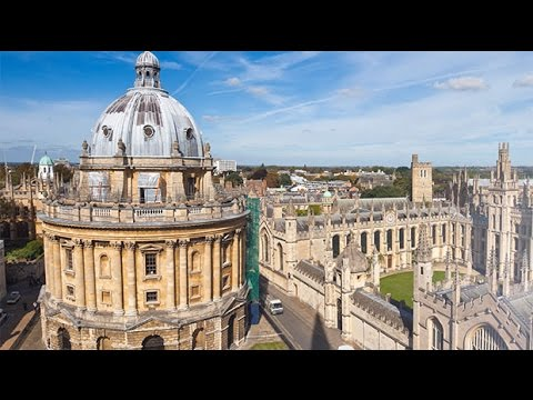 University of Oxford guide | Pocket University Guides