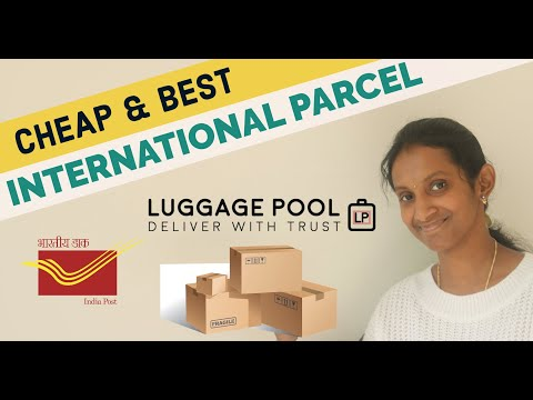 How To Ship The Parcel CHEAP & BEST To Germany (Internationally)?