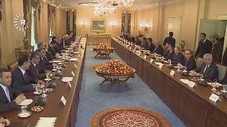 Başbakan Binali Yıldırım Erbil'de