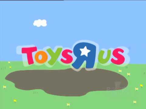 Toys R Us Sponsors Peppa Pig