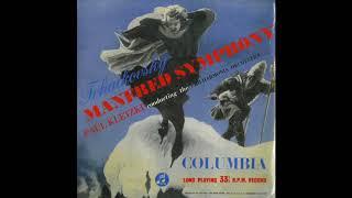 チャイコフスキー(Peter Ilyich Tchaikovsky):交響曲「マンフレッド...