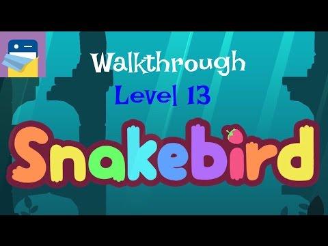 Скачать игру Snakebird на Андроид