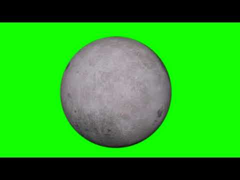 FREE HD Green Screen MOON ORBIT thumbnail