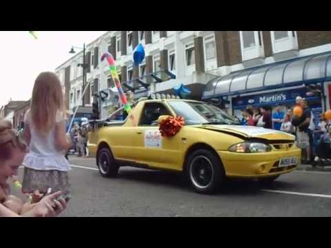 Witham Carnival 2016