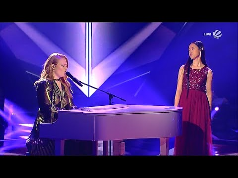 Claudia Emmanuela Santoso & Freya Ridings  - Castles ||  Winner Of The Voice 2019 Finals (Germany)