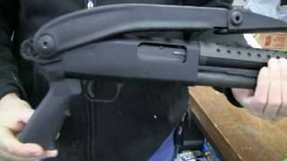 MOSSBERG 500  ATI FOLDING STOCK