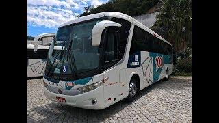 Euro Truck Simulator 2 / 1001/ São Paulo/Rio de Janeiro /Mapa Brasil Bus -G27