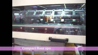 automatic die cutting and creasing machine   india  cad 1060   redlands machinery pvt ltd