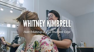Whitney Kimbrell- Hair and Makeup Promo Video