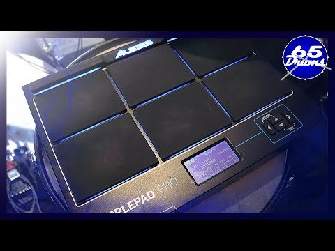 Just Bought The Alesis Sample Pad Pro