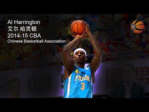 Al Harrington China 2014-15 CBA   Full Highlight Video [HD]