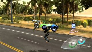 LocoCycle: Fuel Tanker Battle Gameplay Clip