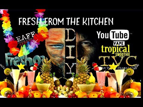 Fresh From The Kitchen Lesson 30-Tropical Eye Contact