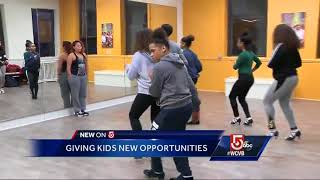 Dance squad gives kids new opportunities