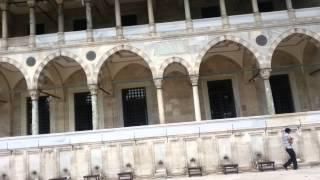Мечеть Сулеймание(Крупный религиозный центр Стамбула - мечеть Сулеймание ( Suleymaniye Mosque ), 2014-07-08T15:12:59.000Z)