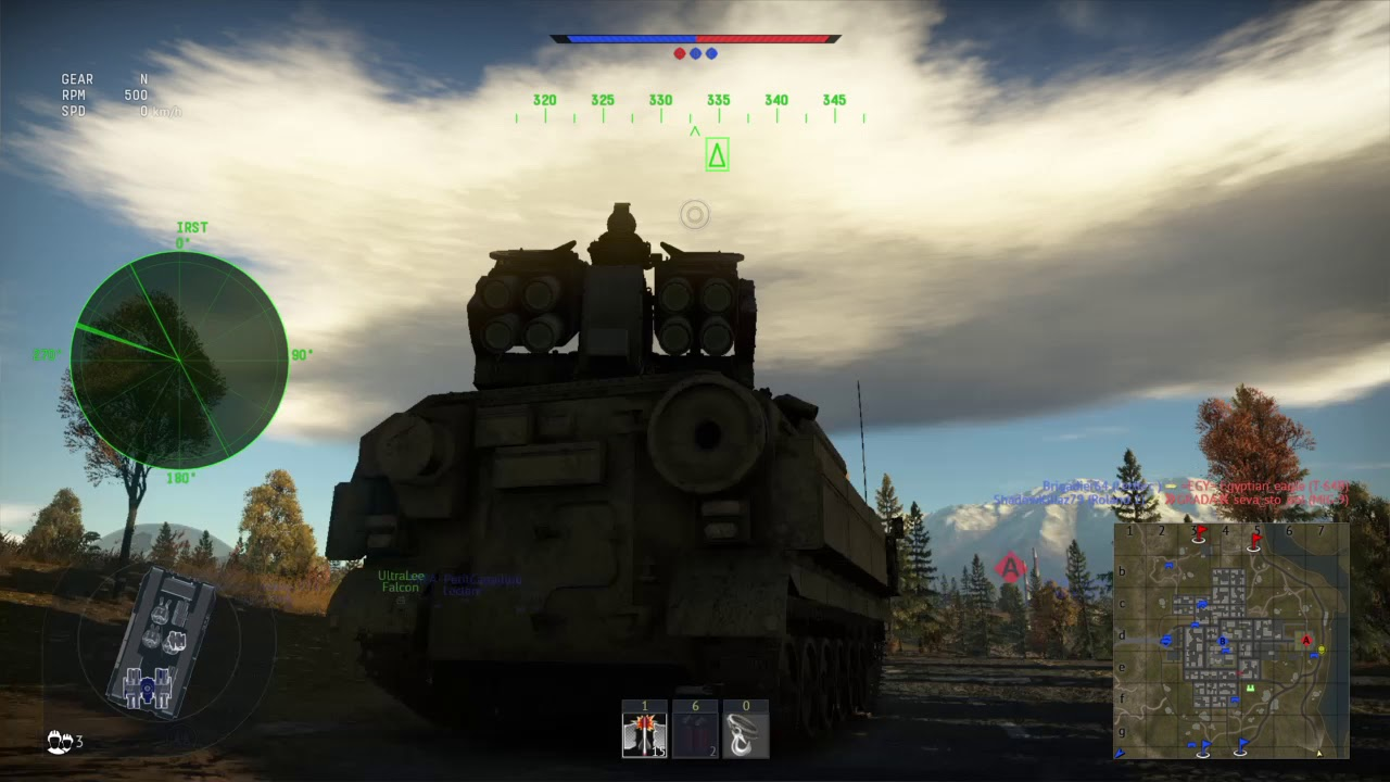 War Thunder Small Video On The New Buffs The Stormer Hvm Has Got In The New Update