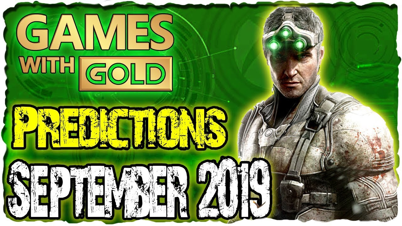 Xbox Games With Gold September 2020.Games With Gold September 2019 Rumors And Speculation About