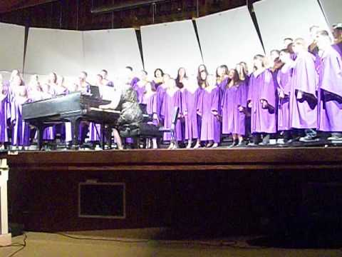 Cut Bank High School Choir - Livin' On a Prayer