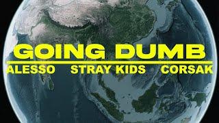 Download Alesso x Stray Kids x CORSAK - Going Dumb (Dance Around The World Video)