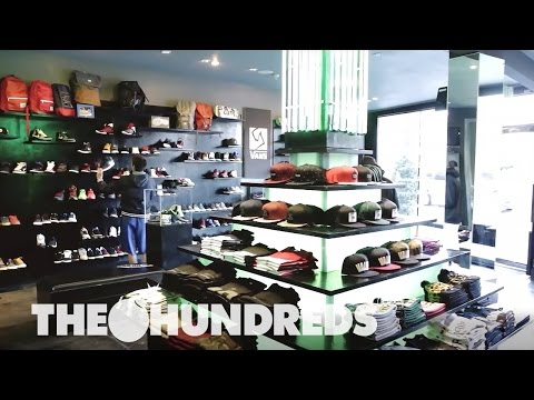 PRIMITIVE :: COOL STORE BRO! :: THE HUNDREDS