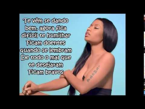Nicki Minaj- Pills N Potions (Tradução PT-BR)