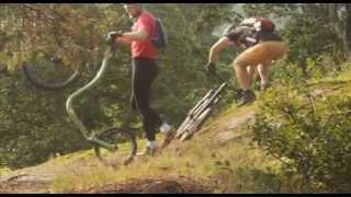 Steppen met de Kickbike Cross Max