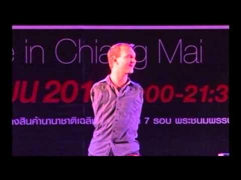 Nick Vujicic myanmar 2015