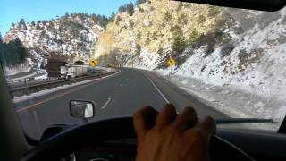 Download HOW TO drive automatic transmission in 2016 Freightliner through mountains Mp3 and Videos