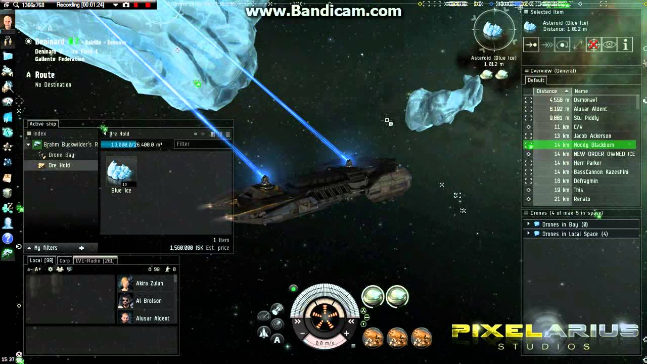Eve Online Multiboxing with ISBoxer by Homelessgamers
