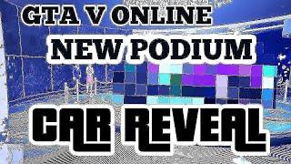 New Lucky Wheel Podium Car GTA 5 Online Diamond Resort And Casino Heists, Itali GTB