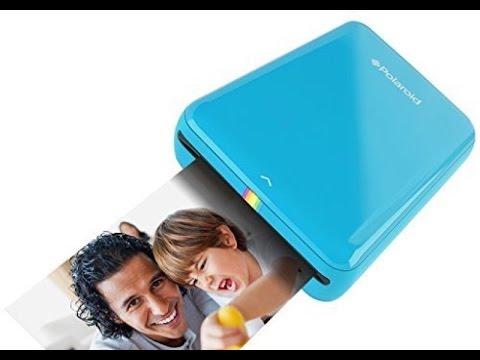 Polaroid Zip - iPhone - HD Review