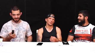 """TJ Dillashaw """"The Razor"""" joins TomCast2.0 with Tom Gallicchio and Joe Stevenson for some Tomedy!"""