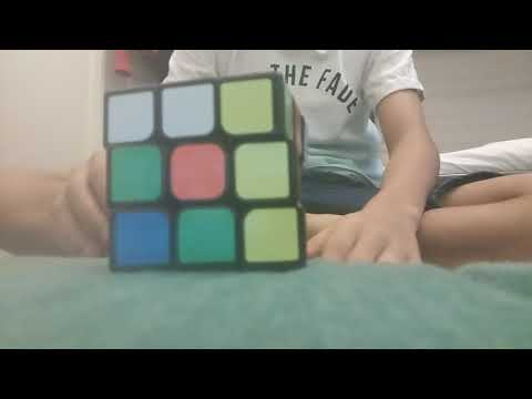 Solving the Rubiks Cube after 2 Years!