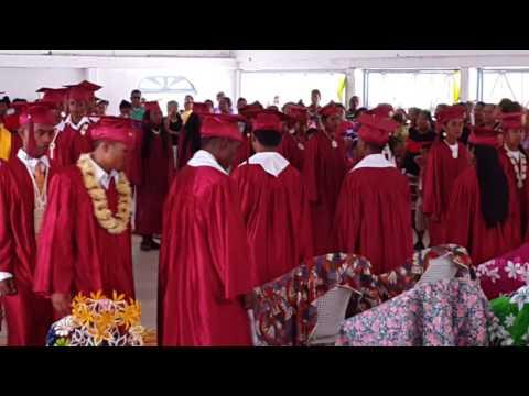 NIHS Graduation 2016