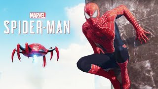 Spider-Man PS4 - Raimi Suit Fan Art Look & I Can