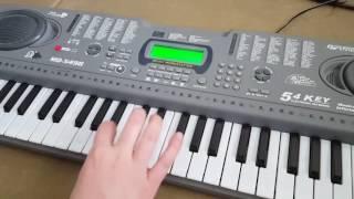 Синтезатор детский MQ-5498