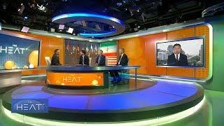 The Heat: Trump will not certify Iran
