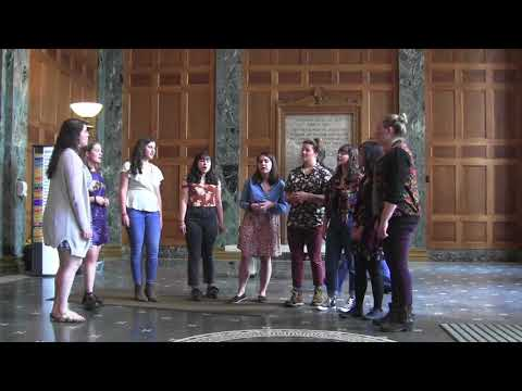 Blue Bucket of Gold - Ono a cappella - Wesleyan University
