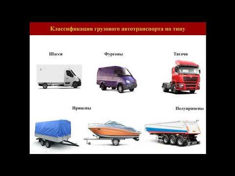 Организация и выполнение грузовых перевозок автомобильным транспортом.