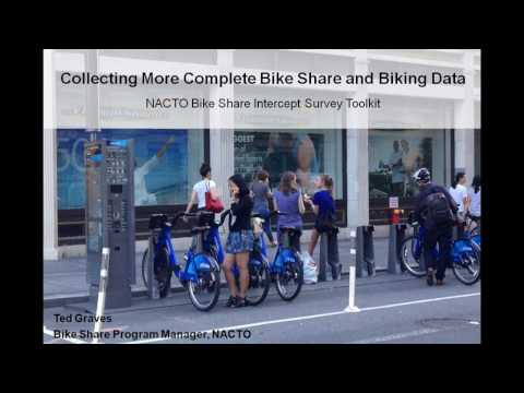 Collecting More Complete Bike Share and Biking Data