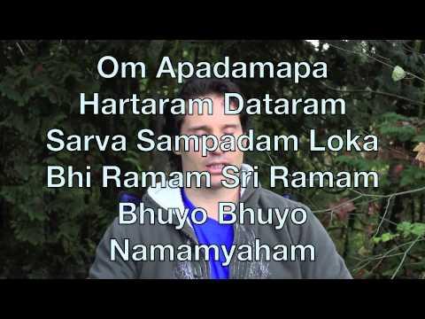 The Great Rama Healing Mantra