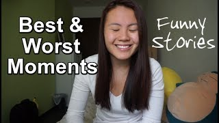 Exchange student in Japan ~Best and worst moments + funny stories~