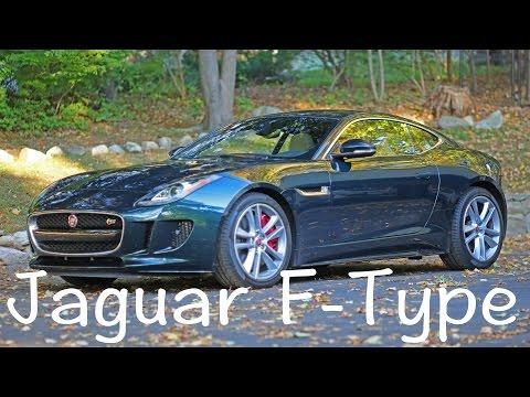2016 Jaguar F Type S AWD review