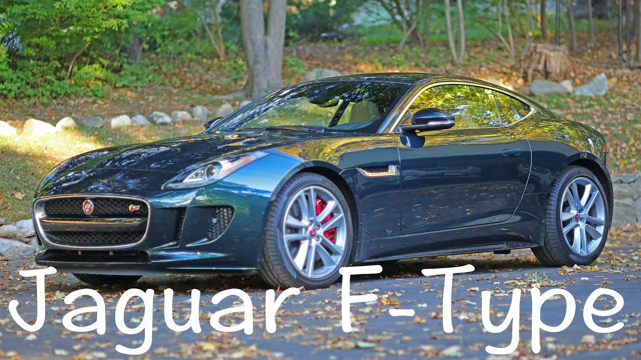 2016 Jaguar F Type S AWD Review